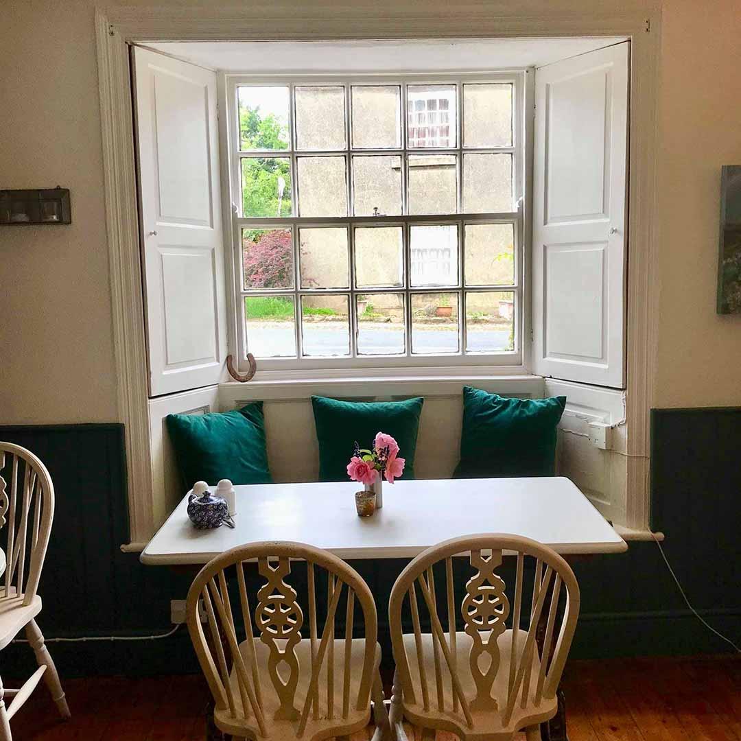 The Coxwold Tea Rooms