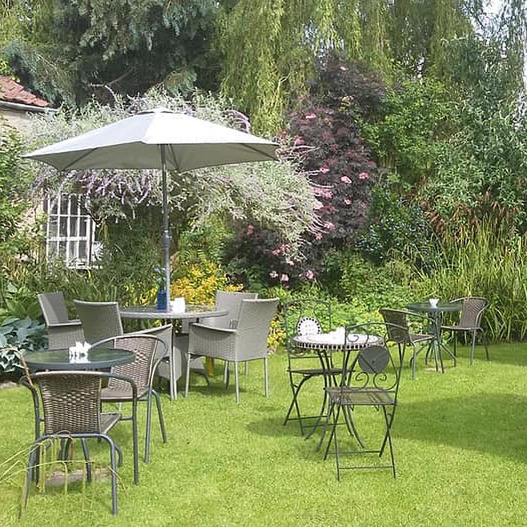 Coxwold Tea Room Gardens